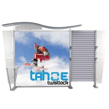 13ft Portable TV Booth