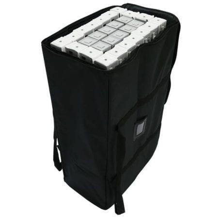 15ft Fabric Pop Up Display - Carry Bag