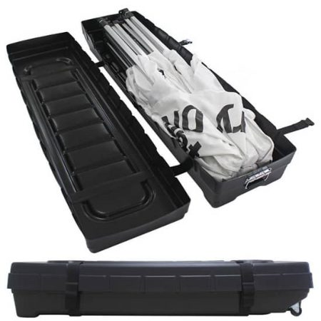 4' Wheeled Travel Cases