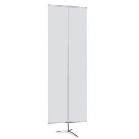 Medium Classic Banner Stands w/ Travel Stand