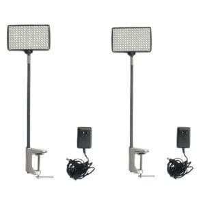 Trade Show Lighting Black