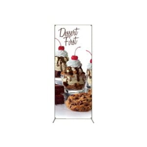 Grasshopper Small Banner Stands