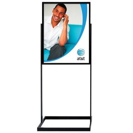 Floor Poster Stands