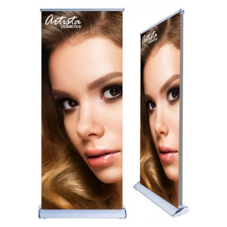 Silverwing Retractable Banner