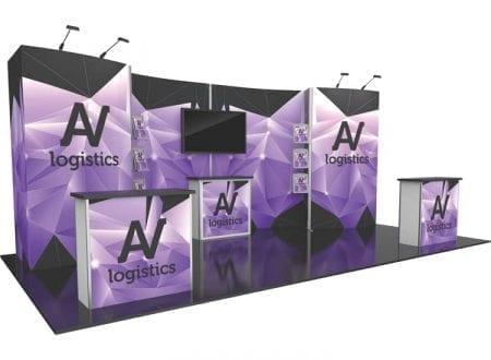 10' x 20' Hybrid Pro Booth 10