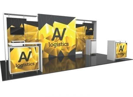 10' x 20' Hybrid Pro Booth 11