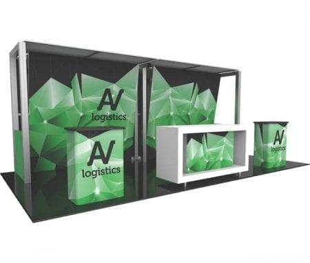 10' x 20' Hybrid Pro Booth 12