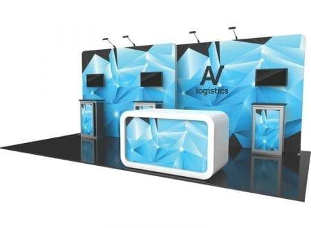 10' x 20' Hybrid Pro Booth 14