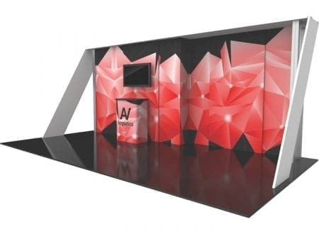 10' x 20' Hybrid Pro Booth 15