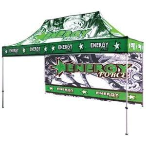 10'x15' Aluminum Trade show tent