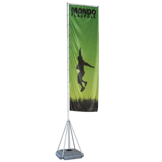 17ft Giant Outdoor Flying Banner – 1-Sided