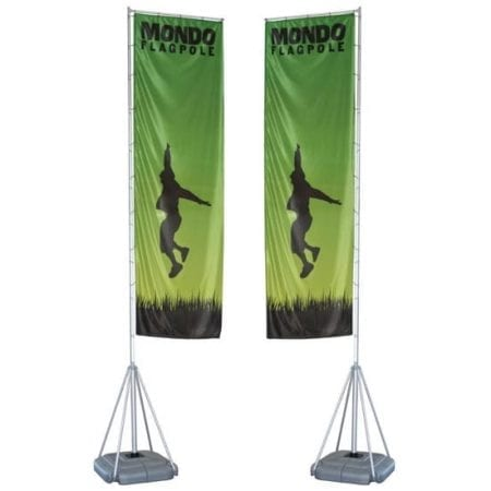 17ft Giant Outdoor Flying Banner - 2-Sided