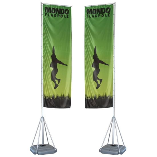 17ft Giant Outdoor Flying Banner – 2-Sided