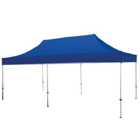 20 Solid Color Canopy - Blue