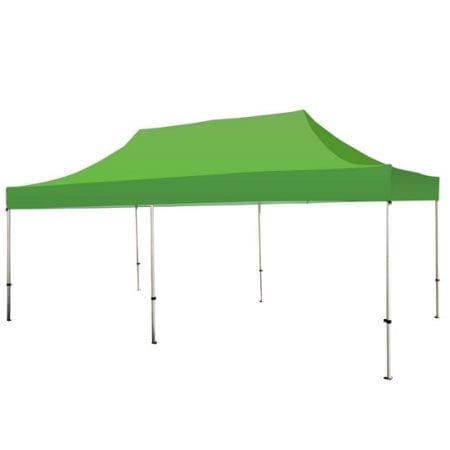 20 Solid Color Canopy - Green