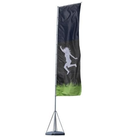 23ft Giant Outdoor Flying Banner - 1-Sided