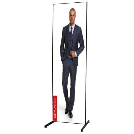 2ft Floor Stand Display T-Leg