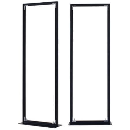2ft Floor Stand Display - Onyx Frame