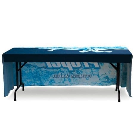 Trade Show Table Covers - Full Color Print