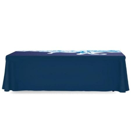 Trade Show Table Covers – Full Color Print
