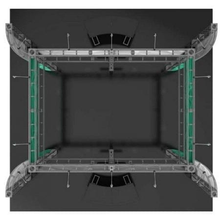 20' x 20' Orbital Truss Display - Aarhus