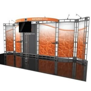 10' x 20' Orbital Truss Display - Antares