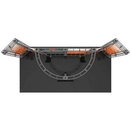 10' x 20' Orbital Truss Display - Antares