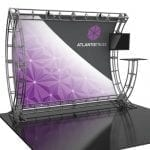 10′ x 10′ Truss Display – Atlanits