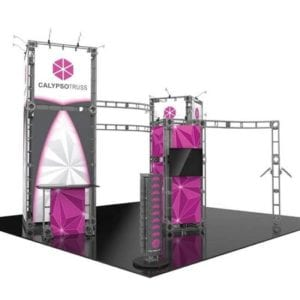 20' x 20' Orbital Truss Display - Calypso
