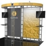 10′ x 10′ Truss Display – Clio
