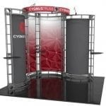 10′ x 10′ Truss Display – Cygnus