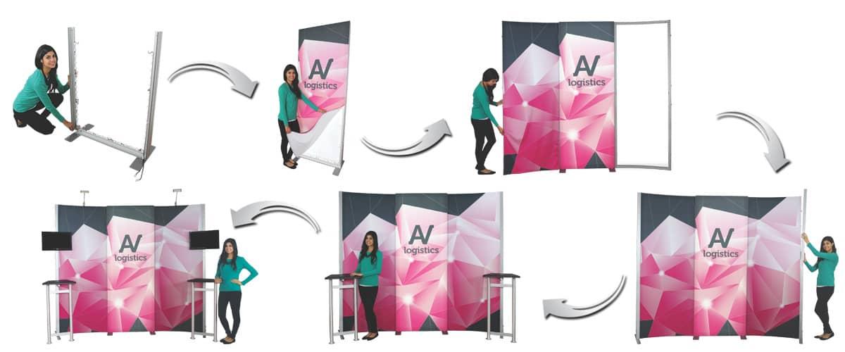 Modular Trade Show Displays