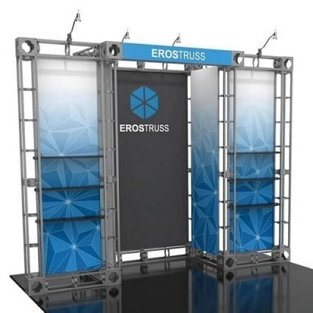 10' x 10' Truss Display - Eros