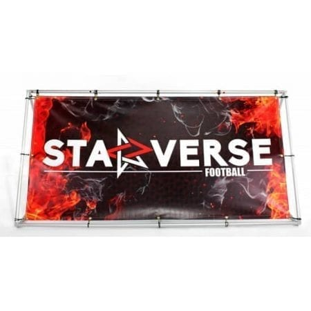 Outdoor Displays Foundation Outdoor Banner Stand