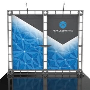 Hercules Orbital Truss Display - Kit 09