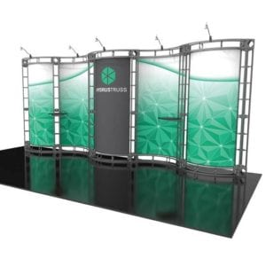 10' x 20' Orbital Truss Display -Hydrus