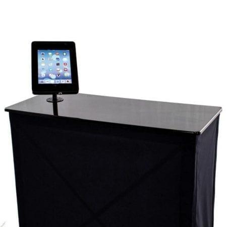 iPad Stands Black