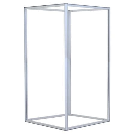 LArge Trade Show Tower - Non-Backlit Frame