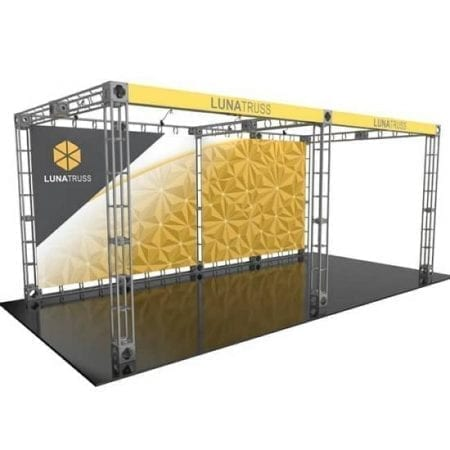 10' x 20' Orbital Truss Display - Epsilon