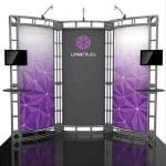 10' x 10' Truss Display - Lynx