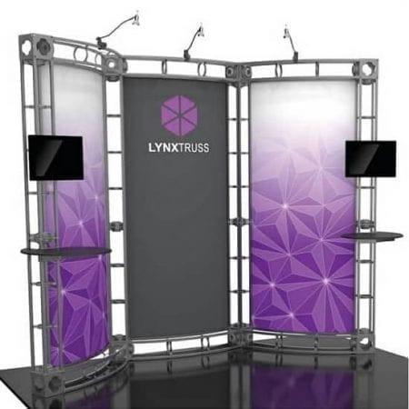 10' x 10' Truss Display - Lynx