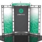 10' x 10' Truss Display - Lyra
