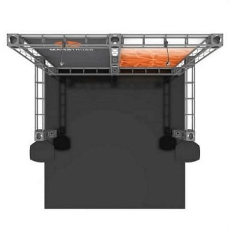 10' x 10' Truss Display - Mars