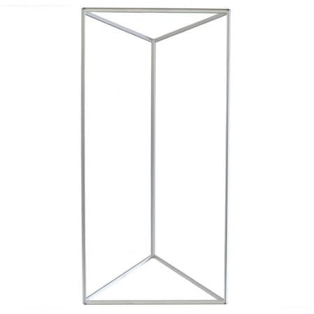 Triangle Trade Show Tower - Medium Frame