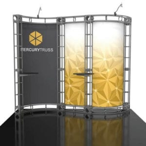 10' x 10' Truss Display - Mercury