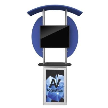 Hybrid Pro Modular Display Kiosk C