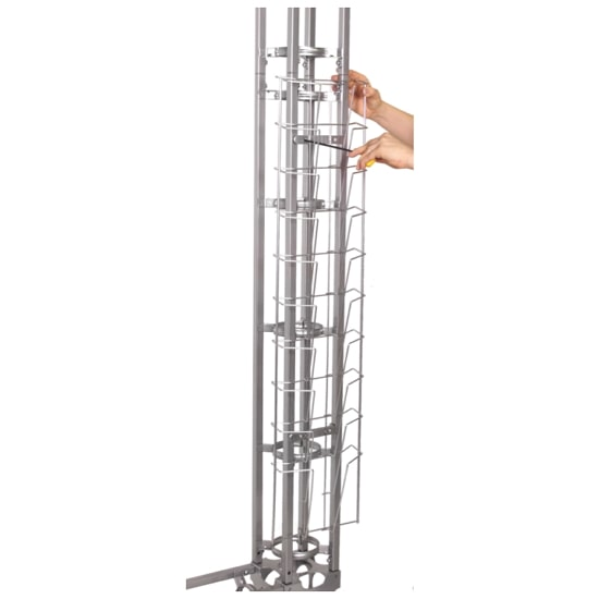 Truss Literature Rack