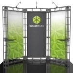 10′ x 10′ Truss Display – Sirius