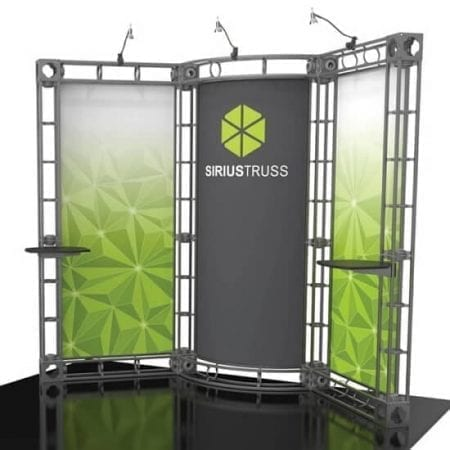 metis10' x 10' Truss Display - Sirius