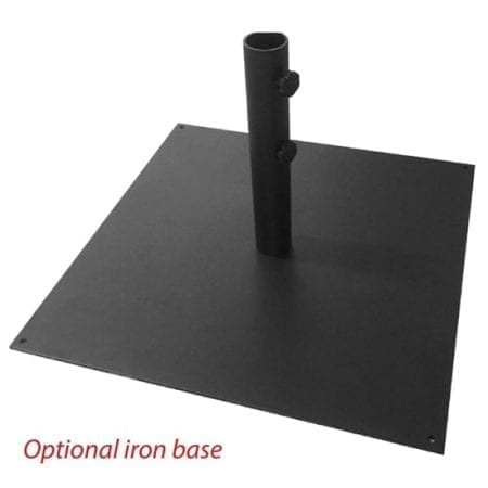 Iron Base
